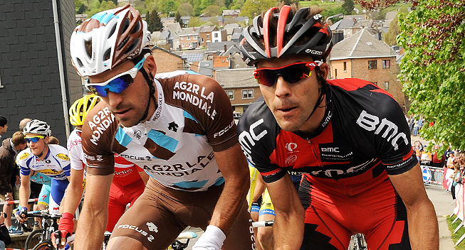 LBL 2014 Christophe Riblon og Amael Moinard