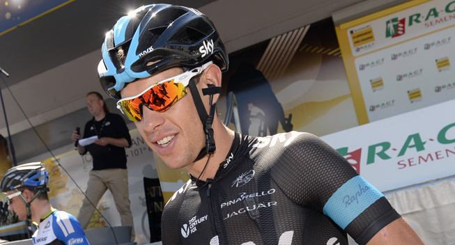 Photo: At this time of the year, it is mostly about condition and this makes Porte our favourite to win the race.