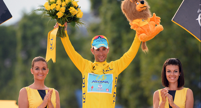 Photo: Nibali is an unusual champion because he is still one of us. That's not a given thing as he has won the most important race in the world, the Tour de France, just after he had won the Vuelta and the Giro.