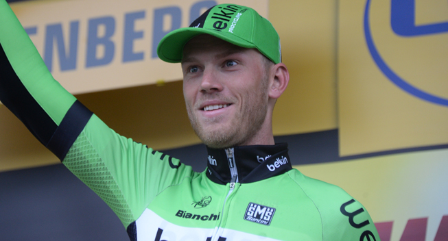 Photo: Boom will focus on the Tour de France and the classics in 2015.