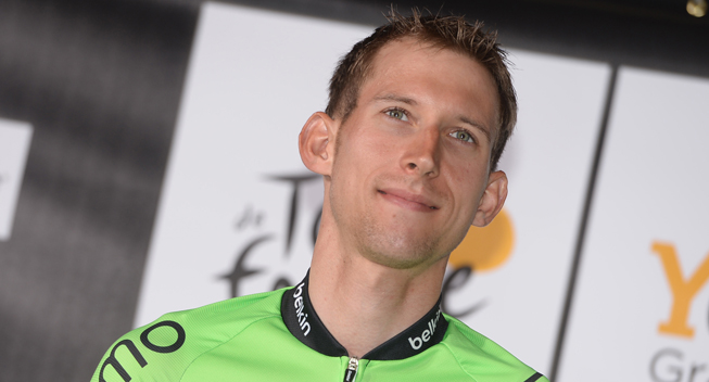 Photo: According to Tuttobiciweb, Mollema would replace Andy Schleck at Trek Factory Racing, while Frank should continue with the squad thanks to his recently improved performances...