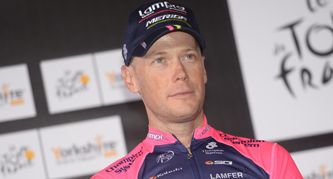 Photo: Chris (Horner, ed.) has signed but not with Cult. We will announce the team in the coming days.