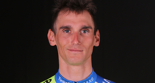 Photo: He was unable to ride the 2014 Tour de France and Tour of Poland.