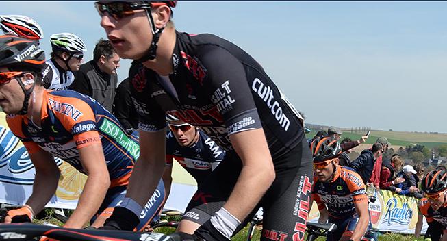 Amstel Gold Race 2015 Alex Kirsch i feltet