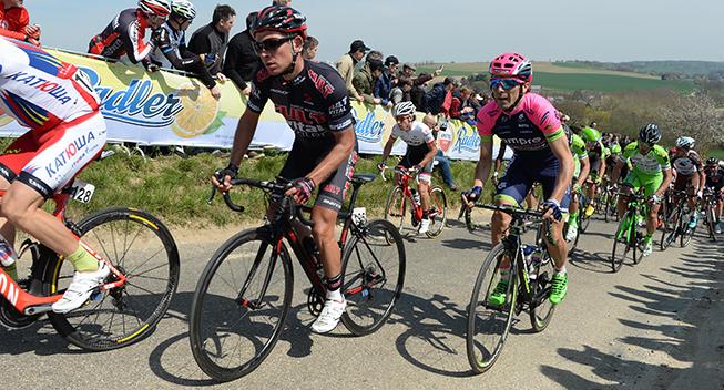 Amstel Gold Race 2015 Christian Mager i feltet