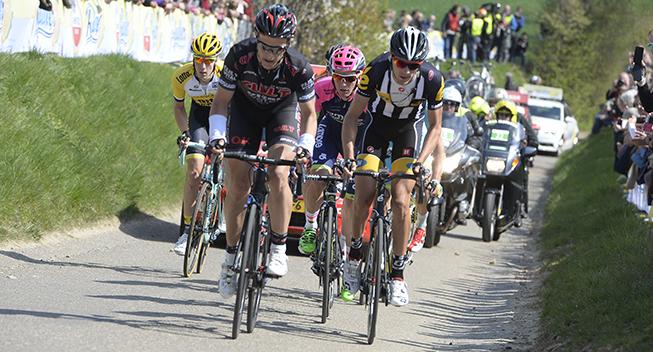 Amstel Gold Race 2015 Linus Gerdemann udbrud