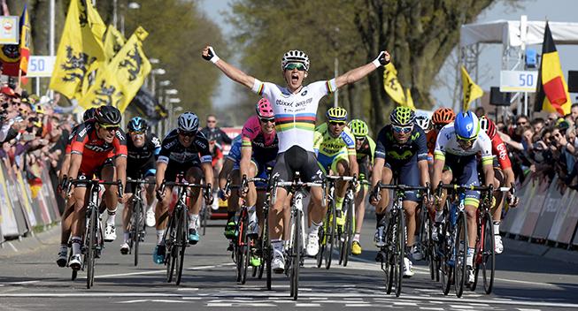 Amstel Gold Race 2015 Michal Kwiatkowski sejr