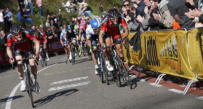 Amstel Gold Race 2015 Philippe Gilbert angreb