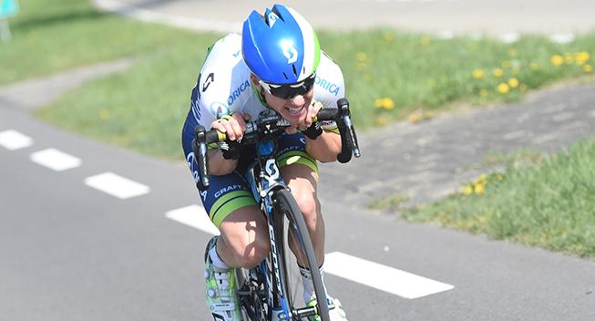 Amstel Gold Race 2015 Simon Clarke angreb
