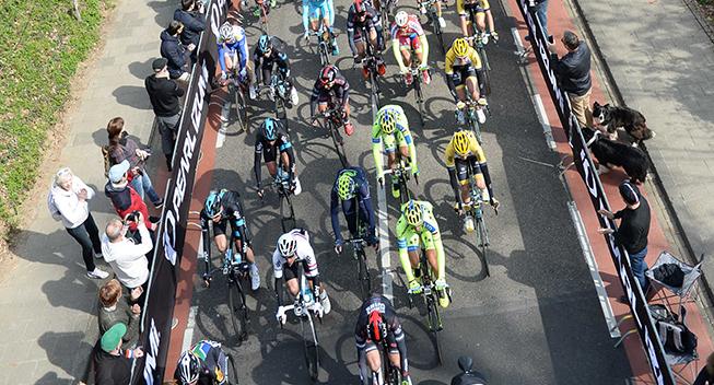 Amstel Gold Race 2015 peloton