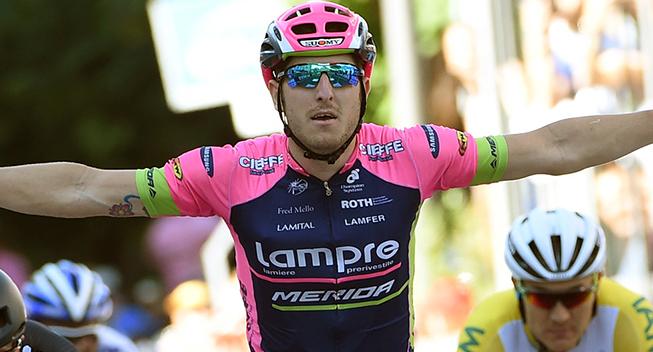 Modolo viste Giro-formen i Kroatien