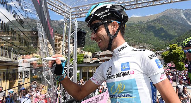Aru har Giro-forberedelserne på plads