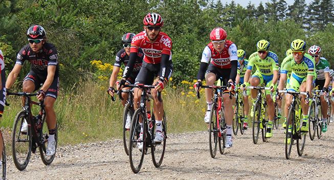 PDR2015 2 etape Martin Mortensen og Matti Breschel i feltet