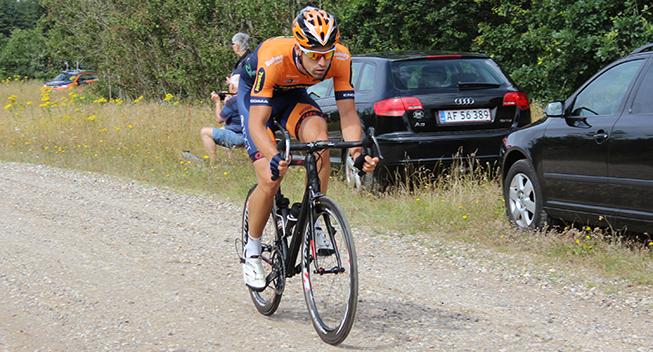 PDR2015 2 etape Nikola Aistrup udbrud