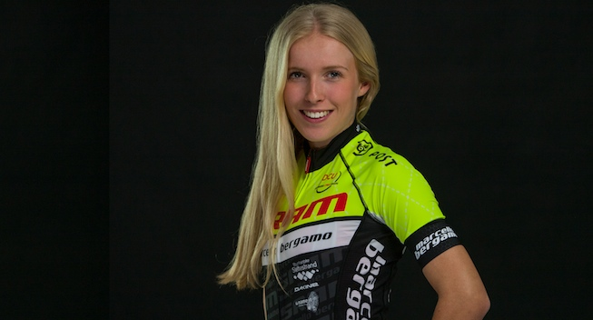 Ny blog: Mit navn er Malene Degn - jeg er mountainbiker!