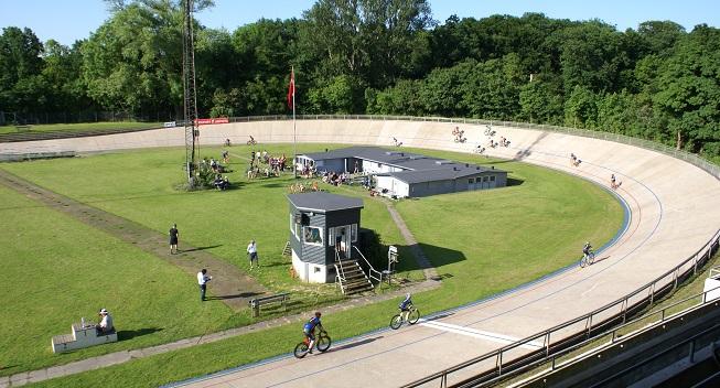 Lasse Eland vandt sæsonåbning på Aarhus Cyklebane