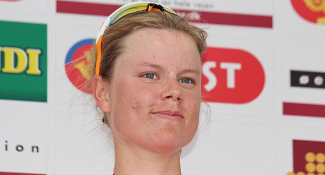 LIVE: Følg Amalie Dideriksens kamp for en VM-medalje