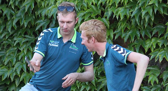 DM2016 Enkeltstart Vordingborg Team Almeborg Bornholm tjekker tider