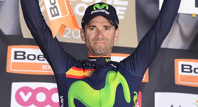 Valverde går efter det hele i debut-Giro | Feltet.dk