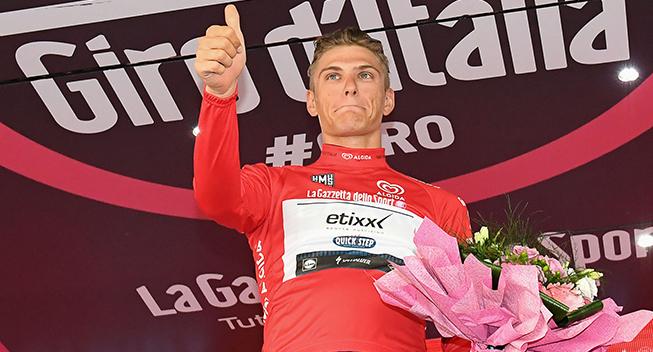 Kittel: Jeg skal finde mine Giro-ben fra sidste år