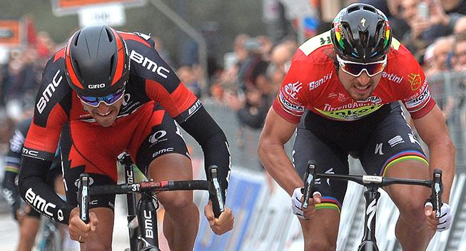 Analyse: Kostede Van Avermaet sejren for Sagan?