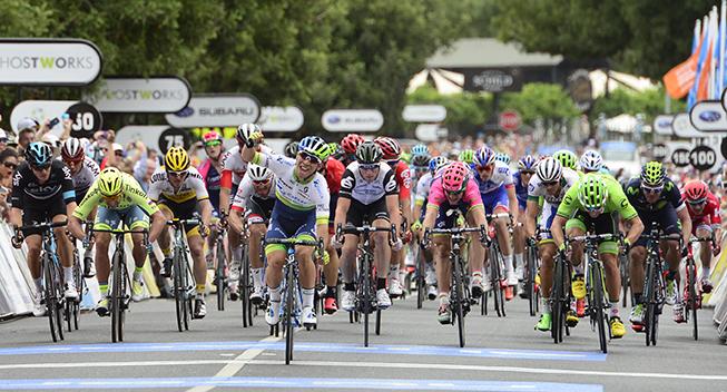 TdU2016 1 etape Caleb Ewan etapesejr
