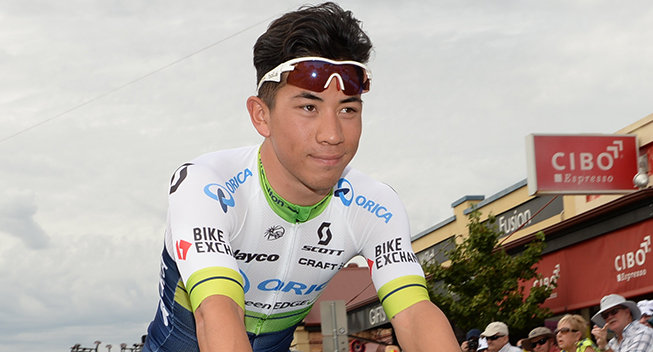 TdU2016 1 etape Caleb Ewan prerace