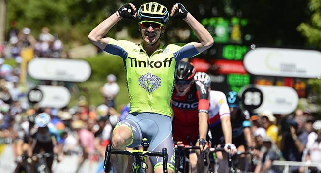 TdU2016 2 etape Jay McCarthy etapesejr