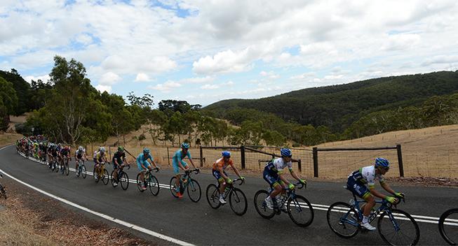 TdU2016 4 etape peloton