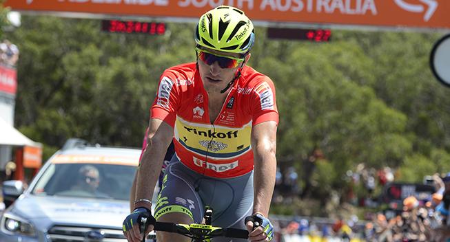 TdU2016 5 etape Jay McCarthy