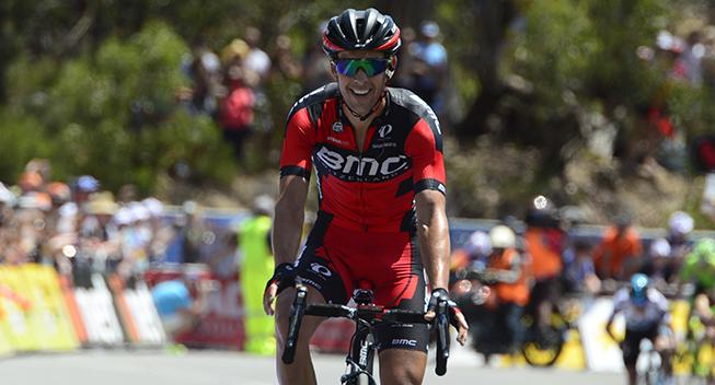 TdU2016 5 etape Richie Porte etapesejr