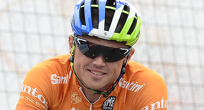 TdU2016 5 etape Simon Gerrans