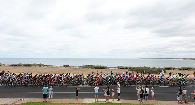TdU2016 5 etape peloton