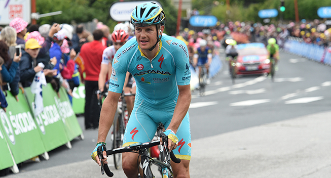 Fuglsang: Nibali ved ikke, hvad han kører efter