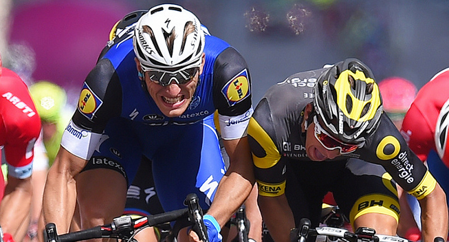 CyclingQuotes.com Reactions from stage 4 of the Tour de France