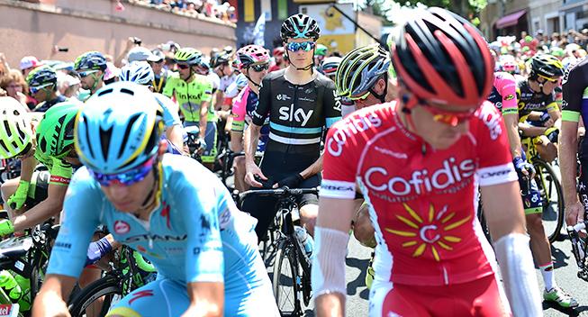 Astana-manager: Håber, at Froome aldrig kører Giroen