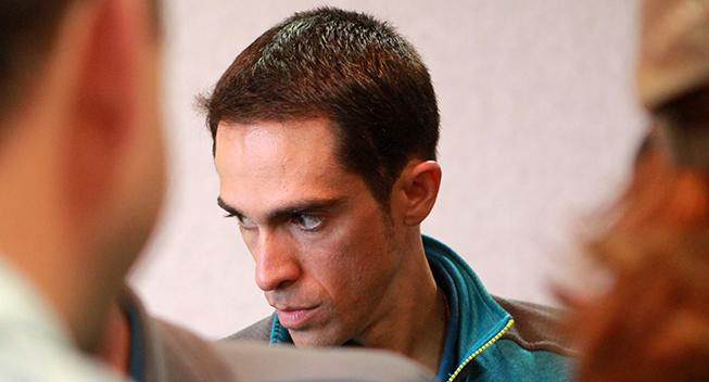 Contador: En smuk dag for cykelsporten