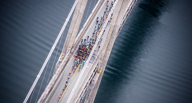 Skandale i WorldTour-løb i Norge