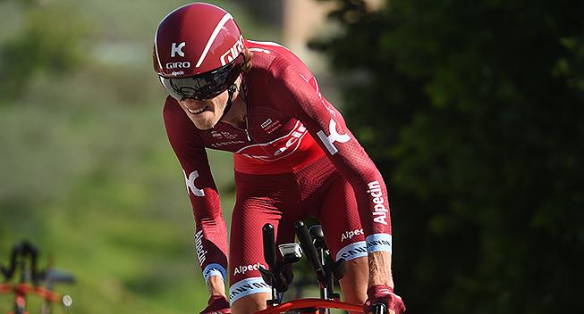 Giro2017 10 etape ITT Ilnur Zakarin