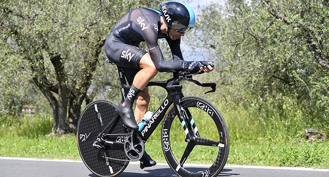 Giro2017 10 etape ITT Philip Deignan