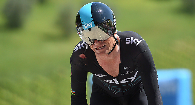 Giro2017 10 etape ITT Vasil Kiryienka
