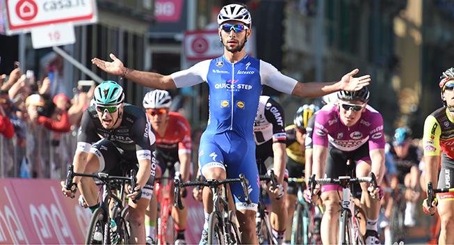 Optakt: 12. etape af Giro d'Italia