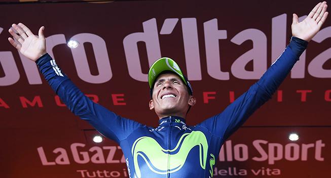 Optakt: 16. etape af Giro d'Italia