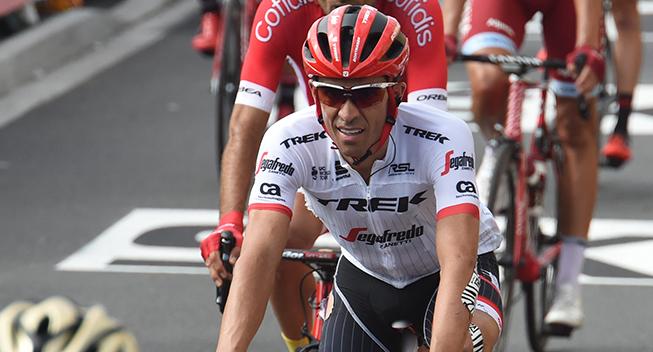 TdF2017 11 etape Alberto Contador finish