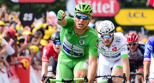 TdF2017 11 etape Marcel Kittel etapesejr