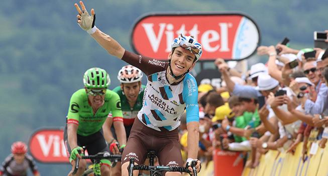 TdF2017 12 etape Romain Bardet sejr