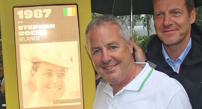 TdF2017 12 etape Stephen Roche