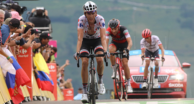 TdF2017 12 etape Warren Barguil finish