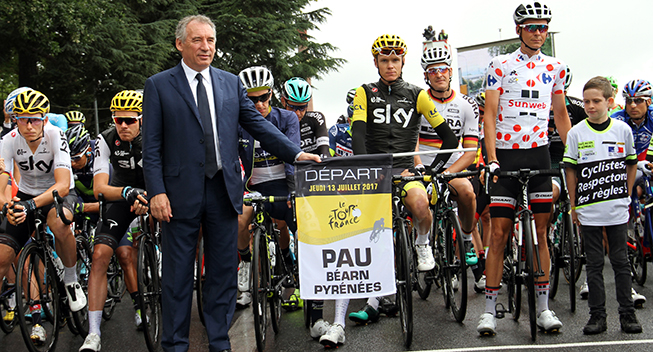 TdF2017 12 etape depart