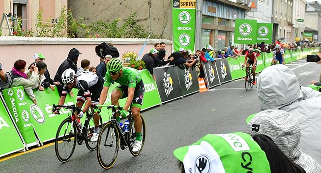 TdF2017 12 etape pointspurt